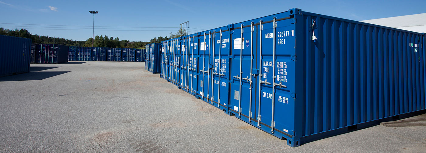 hyra container stockholm