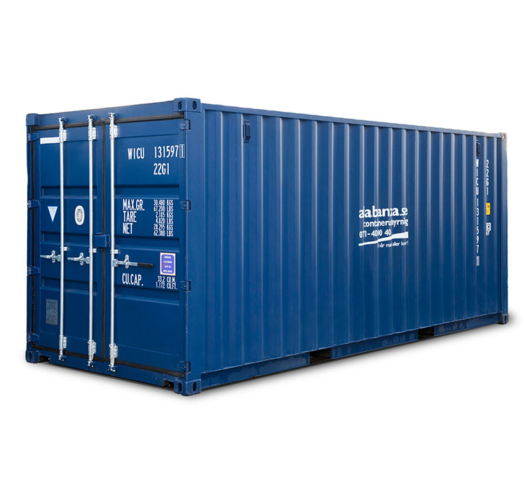 hyr container 20 fot
